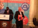 Thumbnail for Senator Thomas McGee and the 2013 MAP Breakfast of Champions Award in DC