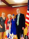 Thumbnail for Senator Lewis recognizes Memorial Day at the Jenks Center in Winchester