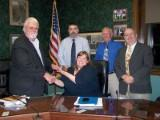 Thumbnail for REP. Whipps taking the gavel as chair of Athol Board of Selectmen
