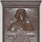 bust of BULFINCH, Charles