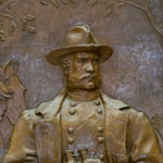 sculpture of STEVENSON, Thomas Greely
