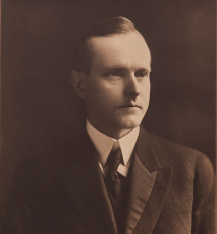portrait of COOLIDGE, Calvin