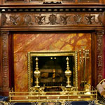 historical object of Fireplace