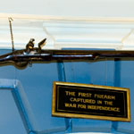 "historical object of Musket: ""King's Arm"""