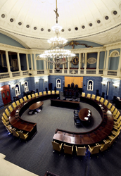 Image of Senate Chamber