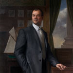 portrait of TRAVAGLINI, Robert E.