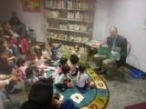 Thumbnail for Senator Lewis reads to children at the Malden Public Library