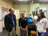 Thumbnail for Senator Lewis tours the Burbank YMCA in Reading
