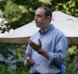 Thumbnail for Senator Eldridge speaking at the Wayland Picnic