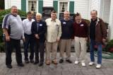 Thumbnail for Rep. Cutler with members of the Duxbury American Legion