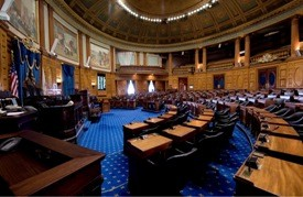 Photo of the House Floor